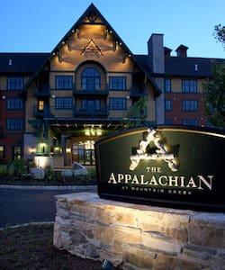 Appalachian Hotel/Condo Resort Mt. View 4th Floor - Lejlighedskompleks
