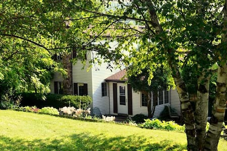 Beautiful country home in Galena - Galena - Maison