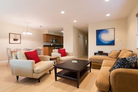 Quiet Retreat 3 Blks 2 Beacons Bch - Encinitas - Condominium