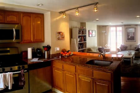 Beautiful condo: Rittenhouse Square - Philadelphia - Apartment