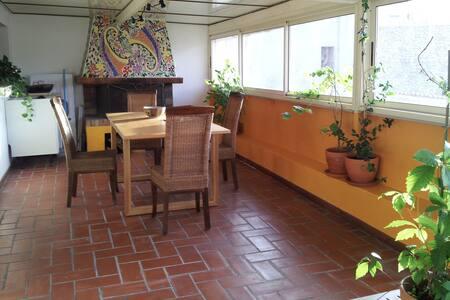 Studio + veranda