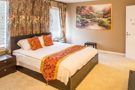 Sunny&Elegant Villa, Luxury,SFO BAY, Silicon - Villa
