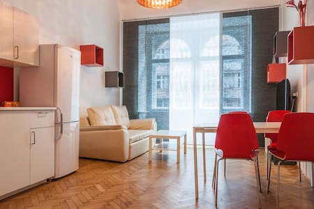 CIty Stylish 1 BDR Apartment 101