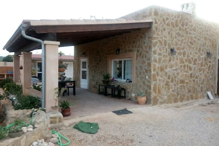 En el mismo corazón de Mallorca... - Santa Eugènia - Rumah