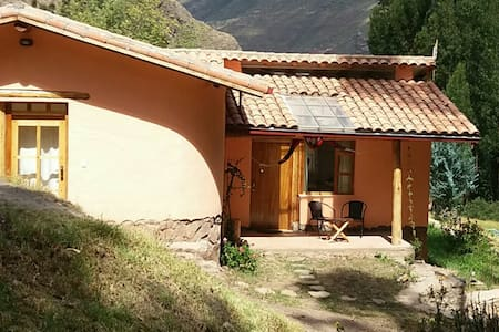Eco Lodge Paititi Sonqo Pisac - Pisac - Natuur/eco-lodge