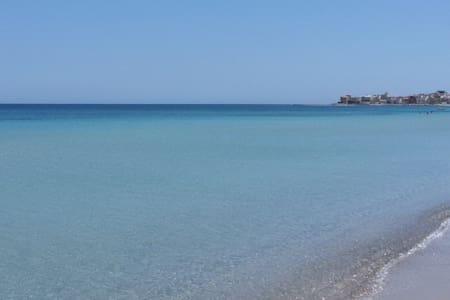 Casa vacanza 'Zaffiro' sul mare. - Villa