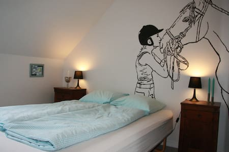 Søndervig Bed and Breakfast - Værelse: Corina - Ringkøbing - Bed & Breakfast