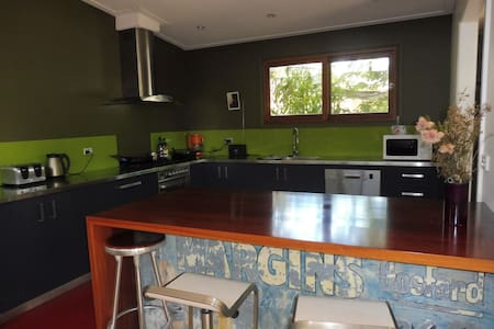 Private double room, leafy garden - Lilyfield - Hus