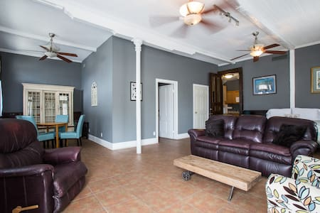 Streetcar Suite 1 blk to Frenchmen - New Orleans - Bed & Breakfast