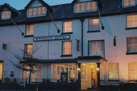 Single room - Machynlleth - Bed & Breakfast