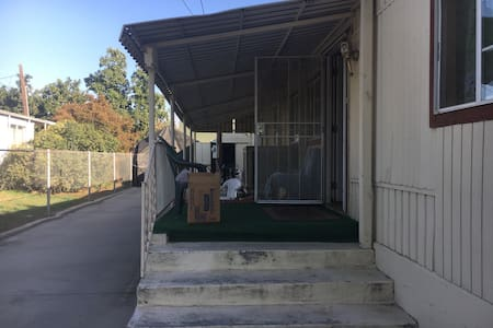 Sequoia comfortable stay - Porterville