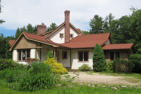 Connecticut Country Retreat - Barkhamsted - Chalé