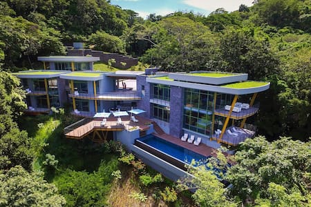 Luxury Villa Magayon At Peninsula Papagayo - Villa