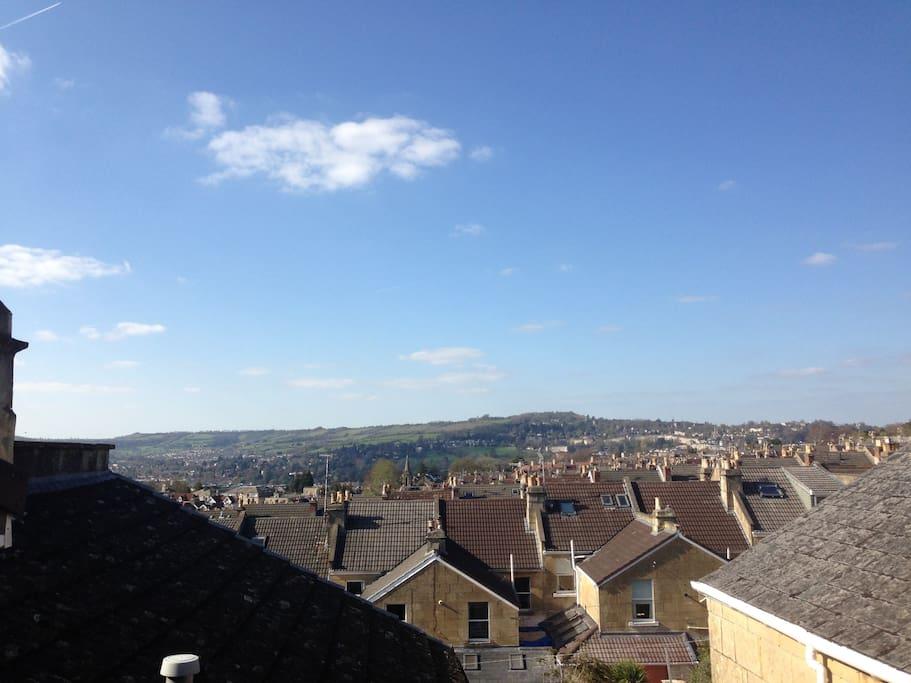 View of Bath.