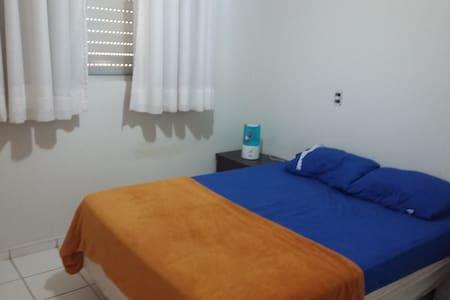 Quarto Tranquilo Com Ar/WiFi em Palmas-TO - Wohnung
