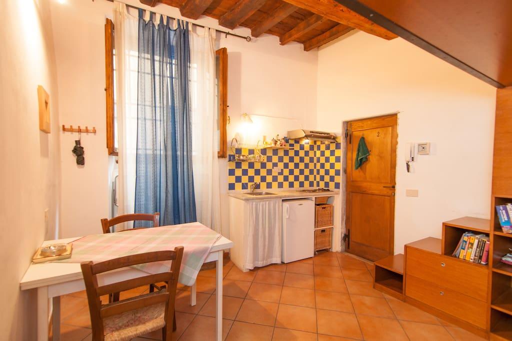 Studio/Apartment in Santo Spirito