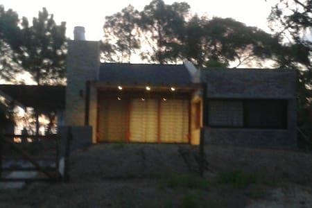 Casa loft segura comoda arbolada - Ház