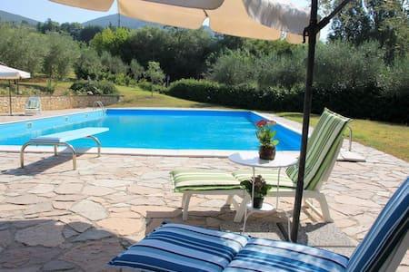 Cozy Villa del Poggio in Sabina near Rome - Poggio Mirteto