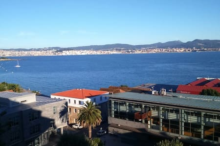 Céntrico y a 5 minutos de la playa - Cangas - Apartment