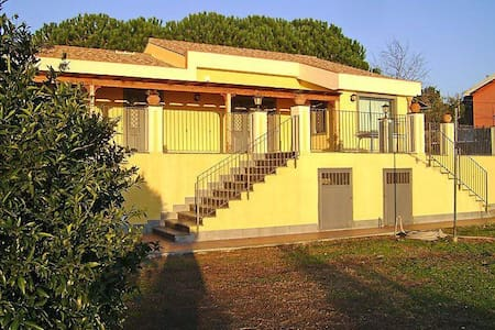 Villa Linda vicino l'Etna tra Taormina e Catania - Mascali