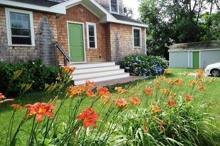 Conanicut Is., In-Town Location  1 - House
