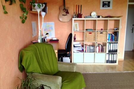 schöne kleine Wohnung
