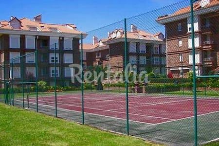 Apto. con piscina y pista de tenis - Appartement