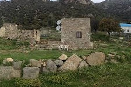agricultural home up t the mountain - Kardamena