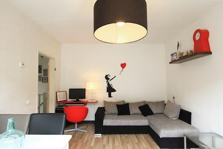 Nice apartment close to 'IJ' (SAIL)