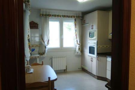 Fabuloso piso para 6 personas - Wohnung
