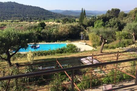 Villa Ma Provence Mon Coeur - Carnoules - House
