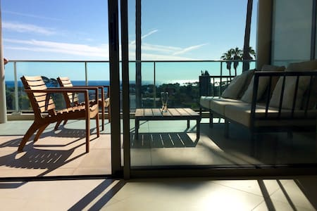 Sea view and pool in Cap d'Antibes - Flat