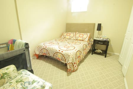 Your Very Own Basement Apt - Gaithersburg - 一軒家