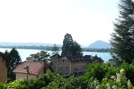Loft de 140m2 avec vue sur le lac - Veyrier-du-Lac