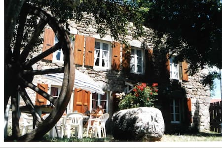 Gîte de caractere en Lozère - Haus