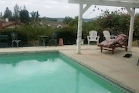 Great View and Upscale Area, Peaceful  Prvt Bathrm - Brea - Casa
