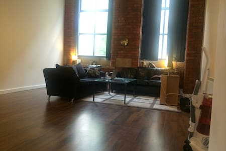 Large Room In City Centre Apartment - Apartamento
