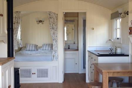 French Gypsy Caravan - Hut