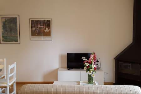 Apartamento dúplex en el Pirineo. - Apartamento