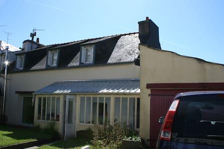 Maison idéal découverte Finistère - Hus