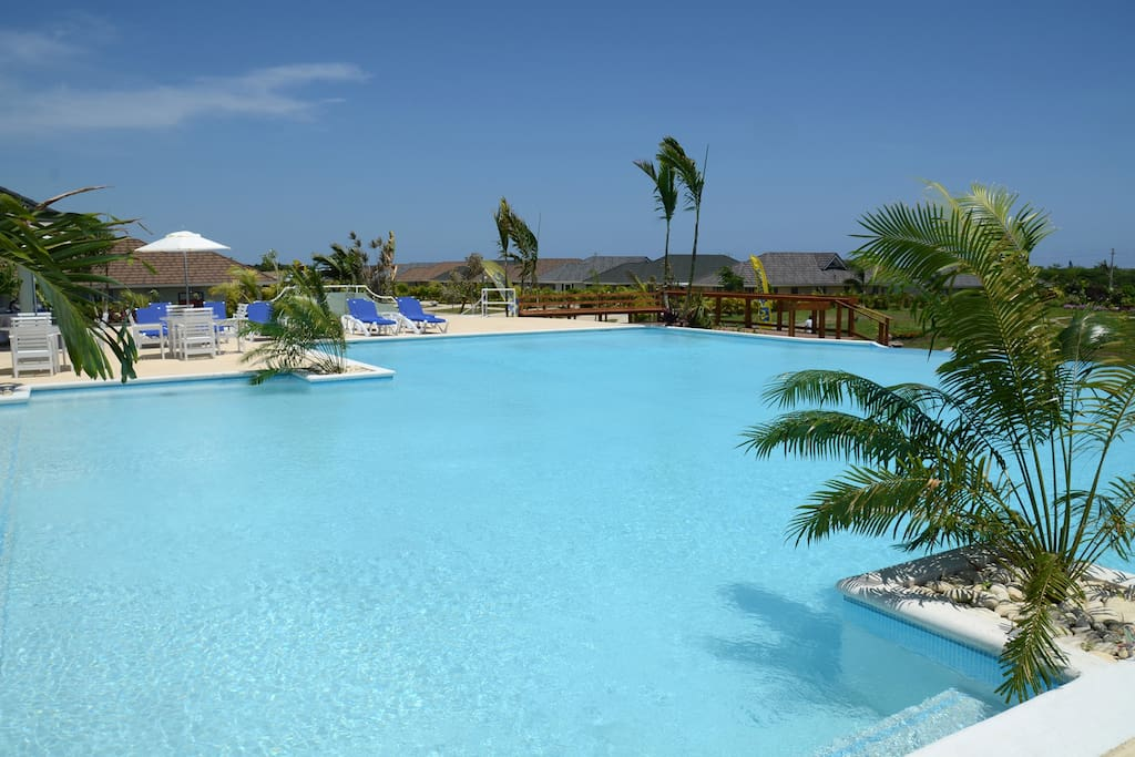 Jaca Paradise Villa