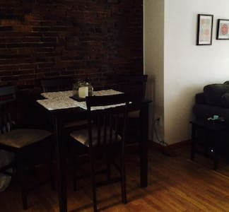 North End Apartment!