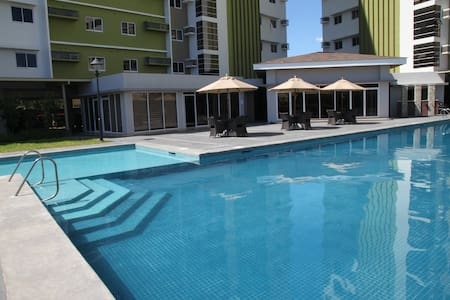 Designer Resort Studio with Pool - Mandaue City - Condominium