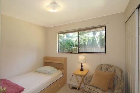 Private bedroom, sunny sweet home