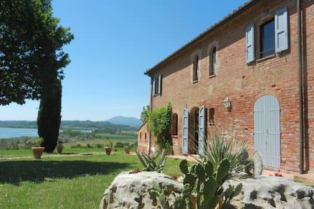Gli Etruschi a Castiglione del Lago - Castiglione del Lago - Apartment