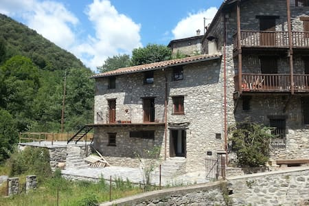 Amazing violinist stone house Beget - Casa