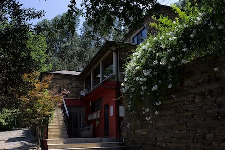 Casa de férias junto ao Rio Paiva - Villa