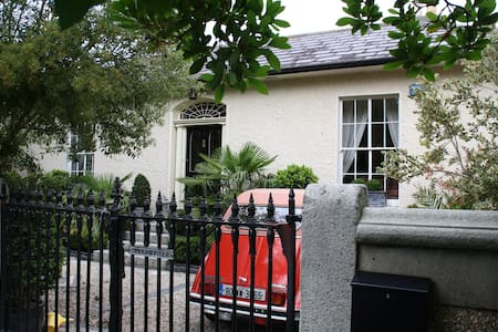 Killiney,Dublin-Period Villa-Private Room/Bathroom - Killiney
