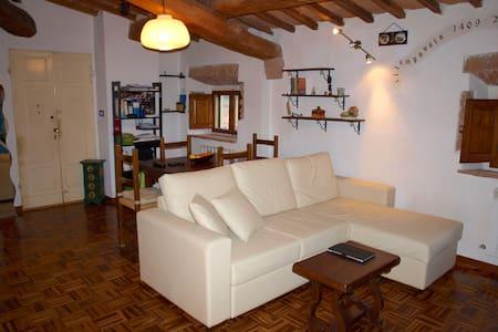 Dormire in un Castello del 1300 - Istia d'Ombrone - Apartment