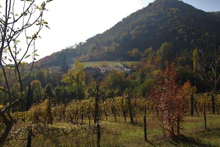 Casa in un incantevole borgo vicino a Bologna - Marzabotto - Aamiaismajoitus